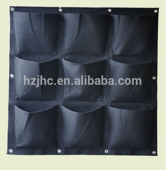 High quality bags felt vertical garden with cheap prices