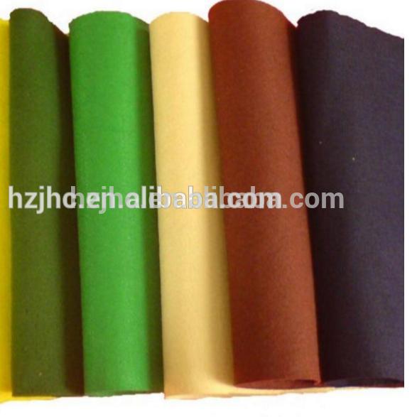 Oeko-Tex Standard 100 hoë gehalte kleurvolle stelle gevoel plek mat