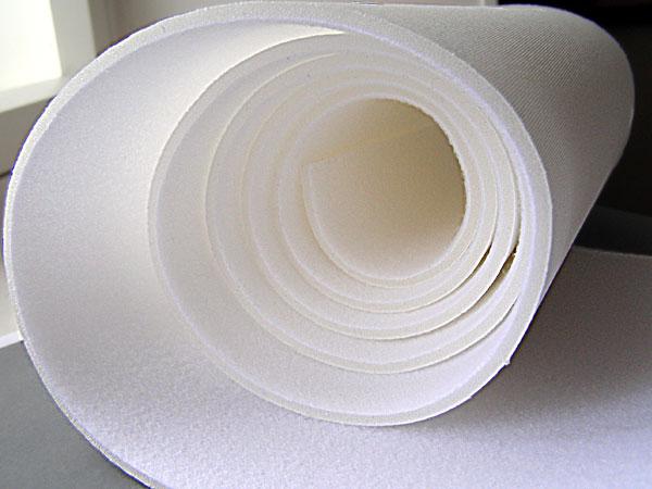 Super cosy laminated bra cup foam padding