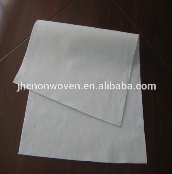 Stiklašķiedras neaustiem adatas punch filtru filcs ražots Ķīnā