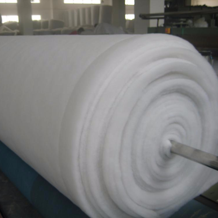 Oeko-Tex Standard 100 polyester wadding batting material for garment and furniture
