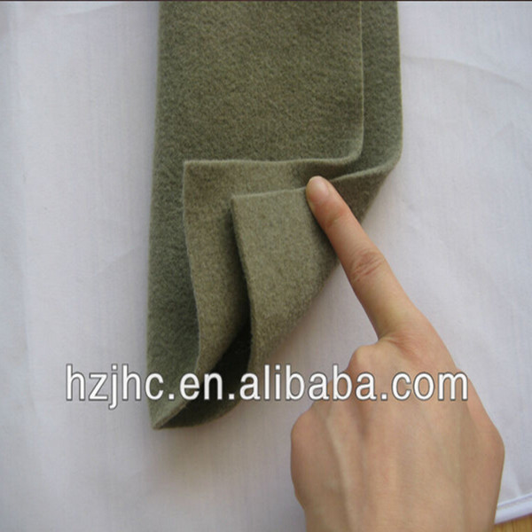 Thick cheap pet polyester non woven needle punch felt products supplier