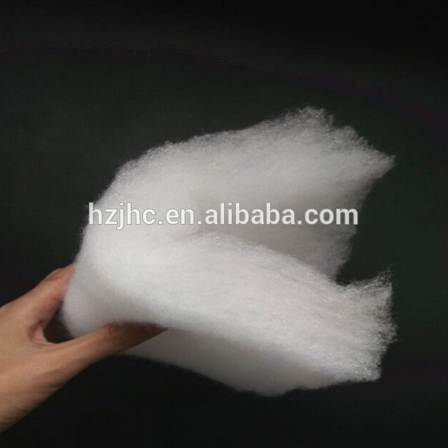 100% polyester thermal needle punched nonwoven felt bed sheets
