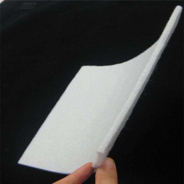 Wholesales 10mm polyester tiugh 'faireachdainn gun robh fabric roilichean