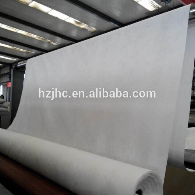 Long Fiber Nonwoven Needle Punched Geotextile Manufacturer