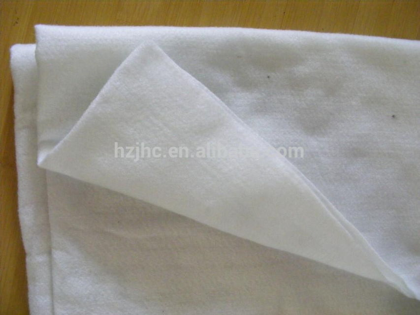 Oeko-Tex Standard 100 non-woven geotextile filter fabric / dust filter felt/air filter Featured Image