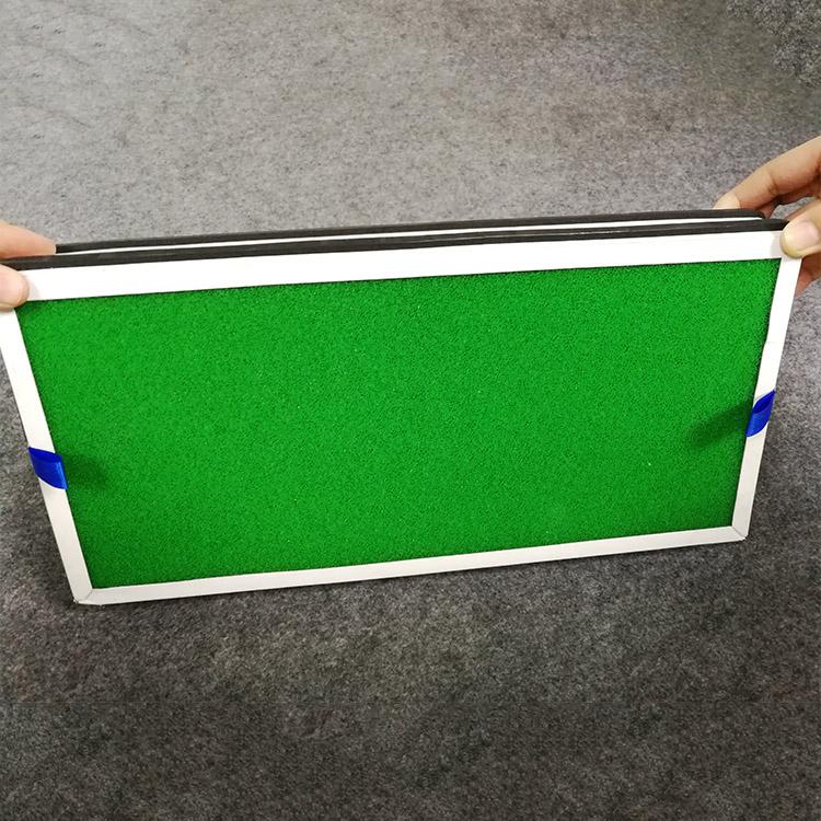 Clean room high efficiency air filter sponge air filter