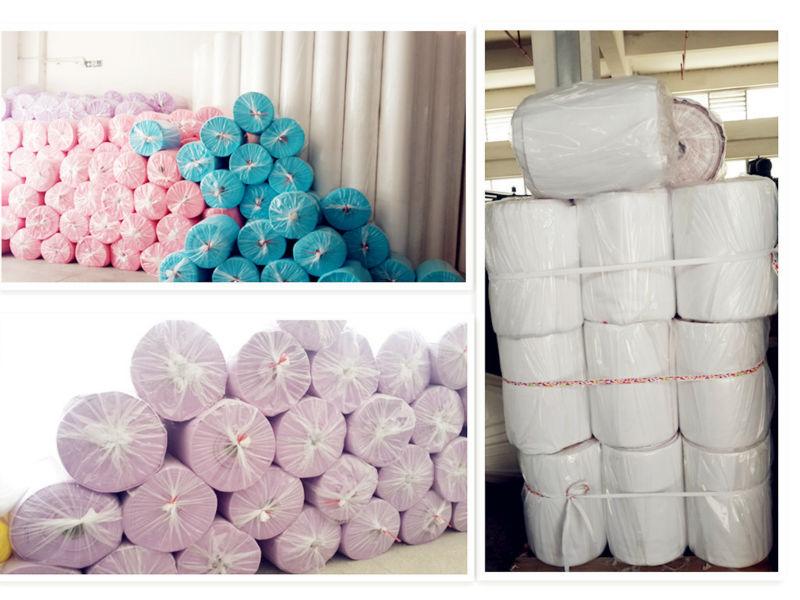 2014 Dobra kvaliteta tiskanih Igla PunchNon tkani tkanina