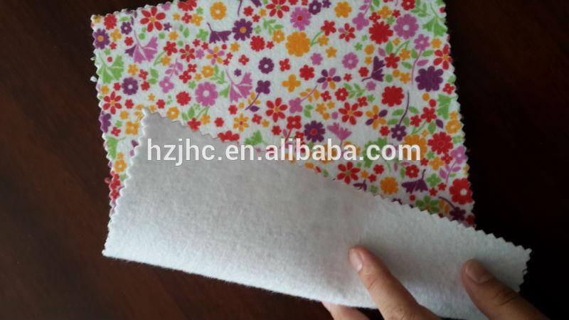 печатени шифон игла удар неткаен ткаенина