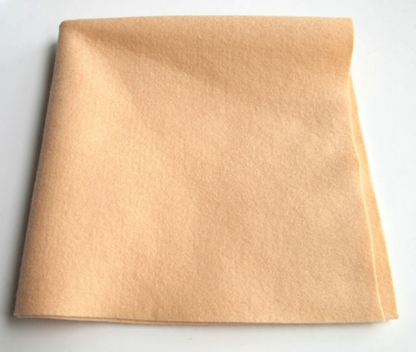 Needle punched garment non-woven cloth lining