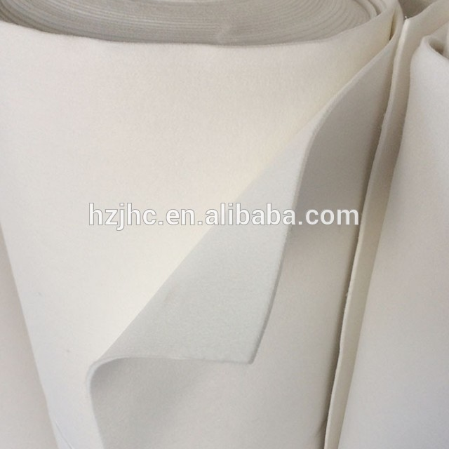 China Supplier Needle Punched Fabric Non Woven Felt