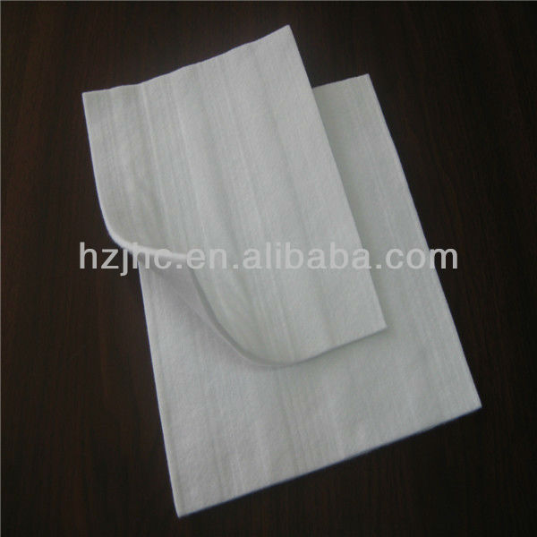 Melt Blown Polyester / Cotton Nonwoven Fabric For Disposable Face Mask