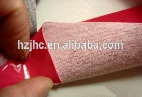 synthe PU lining pu/pvc synthetic leather nonwoven fabric