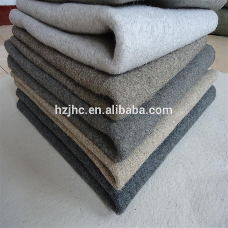 Bag, Home Textile, Avtomobil, kechak, sanoat foydalanish Polyester moddasi Nonwoven astar matoni
