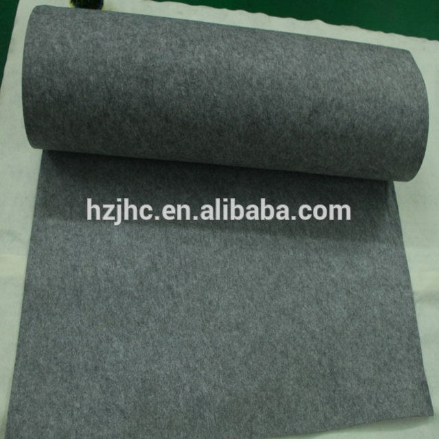 High Quality Needle Punched Fabric Non Woven Carpet Fabric