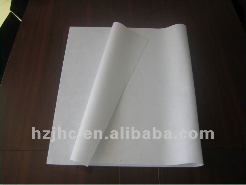 Polyester Staple Fiber Nonwoven Geotextile For Testing Machine