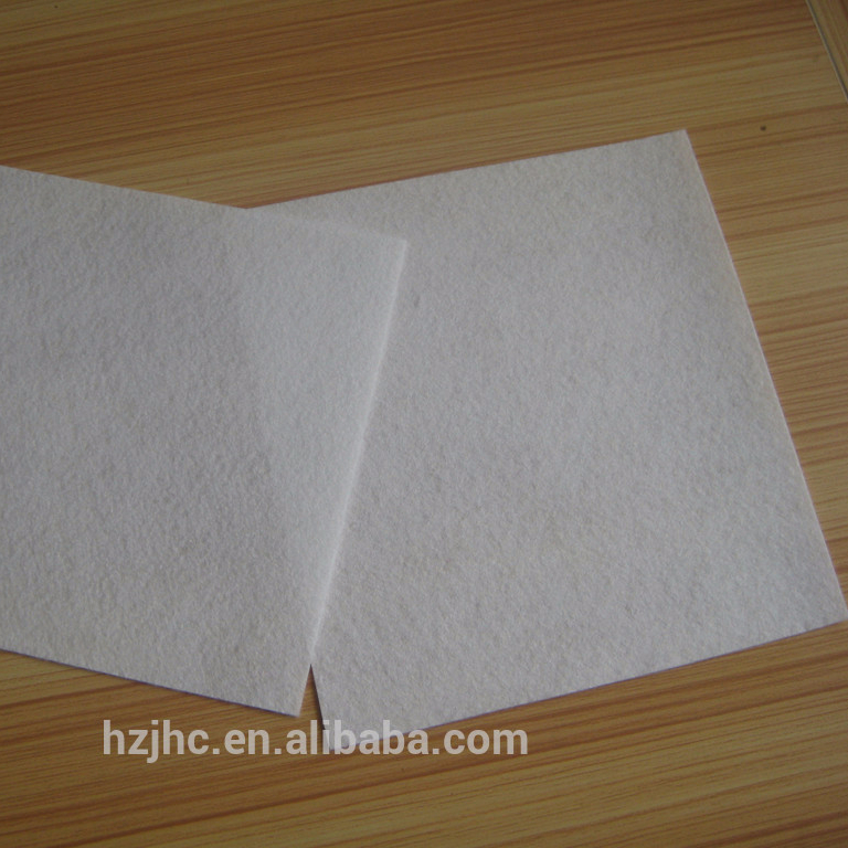 OEM 100% polyester Nonwoven Fabric factory Featured Image