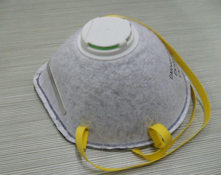 Sairaalakäyttöön kuitukangasta varten kirurgiset naamio