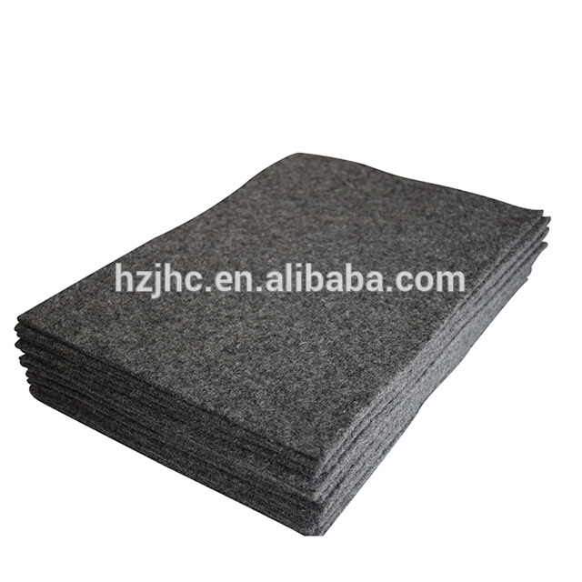 0.5-15 mm home needlepoint non-woven carpet