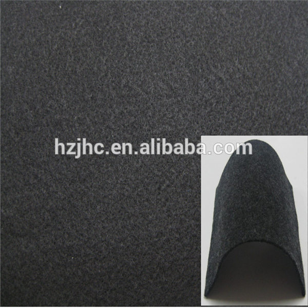 Cheap price Supply Type Polyester Fabric - Needle punch nonwoven industry vacuum graphite insulation felt – Jinhaocheng