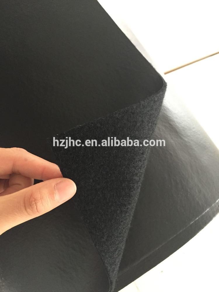 Vodootporan poliester netkani biljar Needle Filc Cover