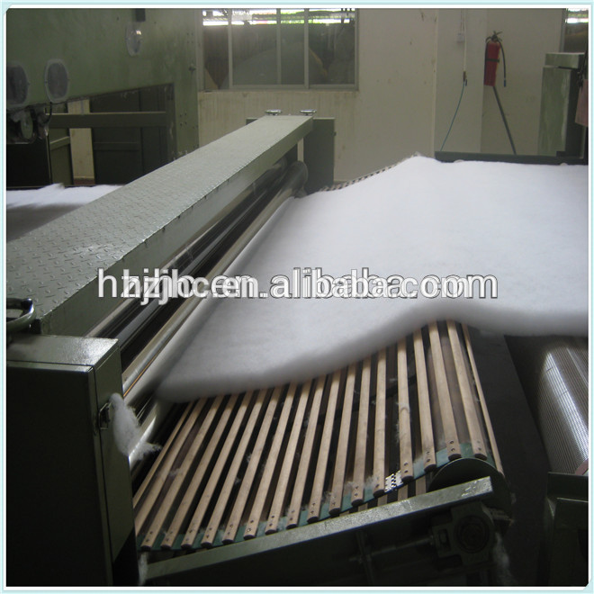 Wholesale Nonwoven organic cotton wadding