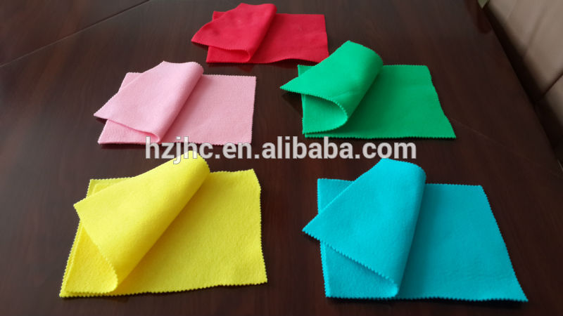 Auto parts/ Car accessories interior needle punch nonwoven fabric 100% polyester felt