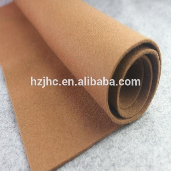Naaldvilt polyester viltkussentje stof voor tapijt