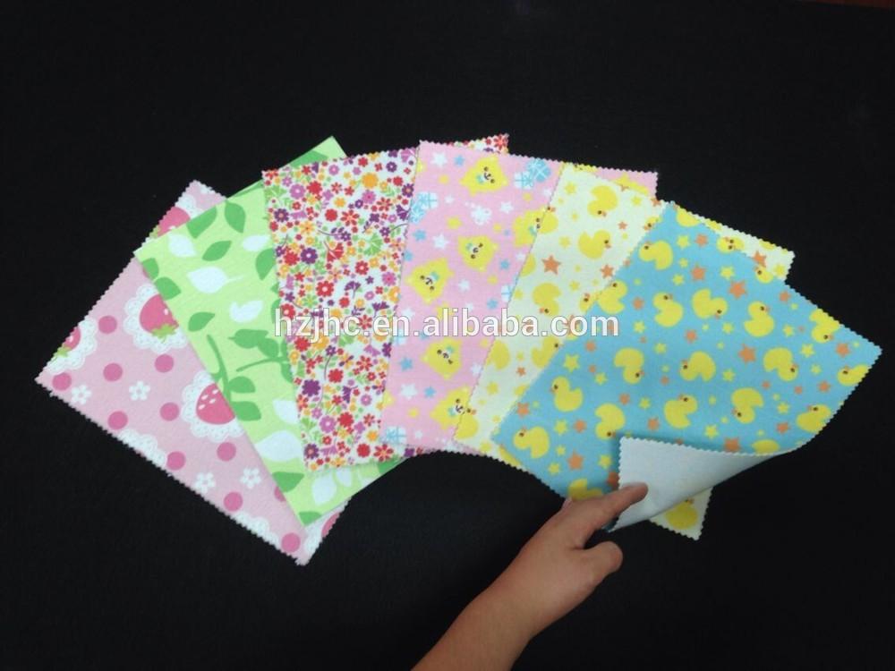 Hjem dekoration polyester håndlavede følte jacquard tæppe stoffer