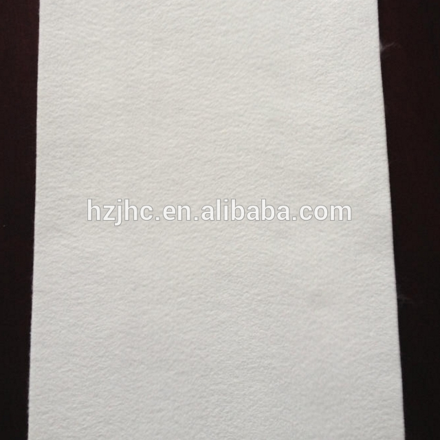 Customized Thickness Cloth Filter Non-woven Fabric For
