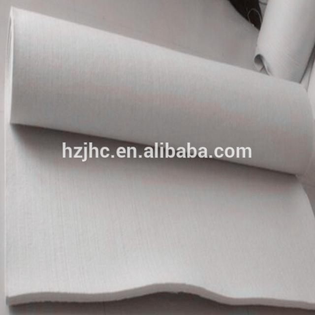 Custom Color gjilpërë grushta Technical Non-endura ndjerë pëlhurë dyshek