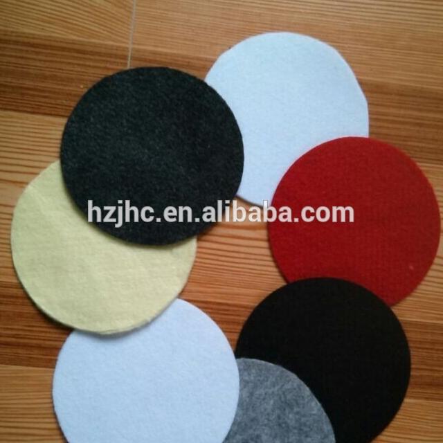 Wholesale Needle Punched Nonwoven Fabric Customized Colour Printed Felt Fabric