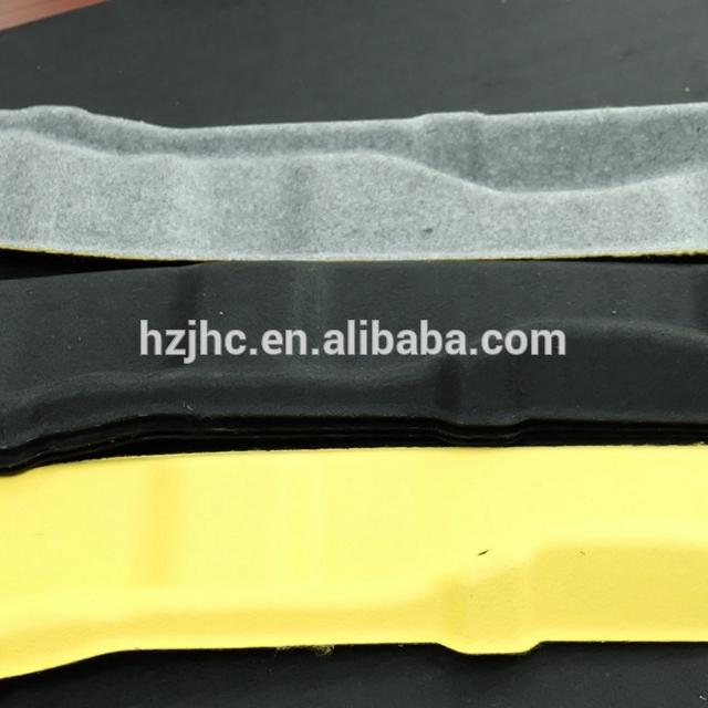 सुई तकनीकी गैर बुना छिद्रित कपड़ा कालीन Substracts कपड़ा