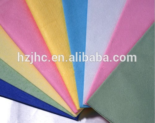 What is the difference between nonwoven fabric and dust-free cloth? Jinhaocheng Nonwoven Fabric