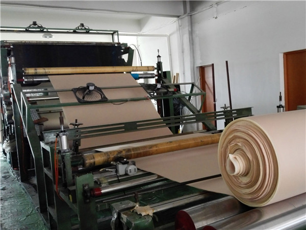 Lamination production line