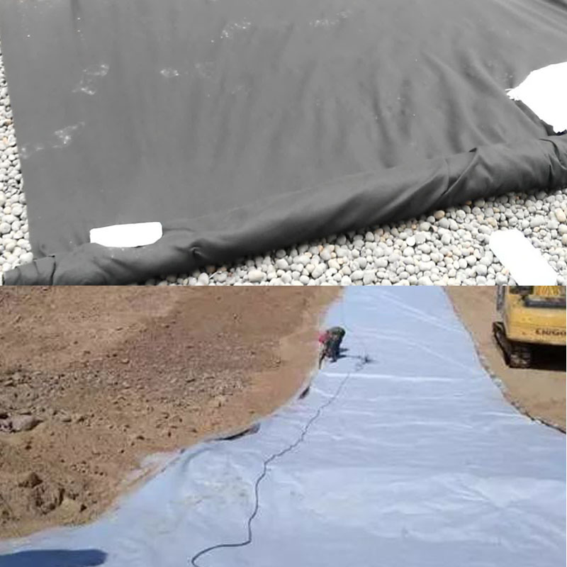 Difference between road maintenance geotextile and anti-seepage geotextile and seepage geotextile | JINHAOCHENG