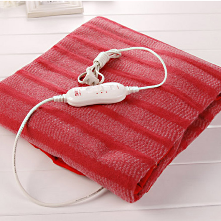 China suppliers electric blanket heating blanket warming blanket