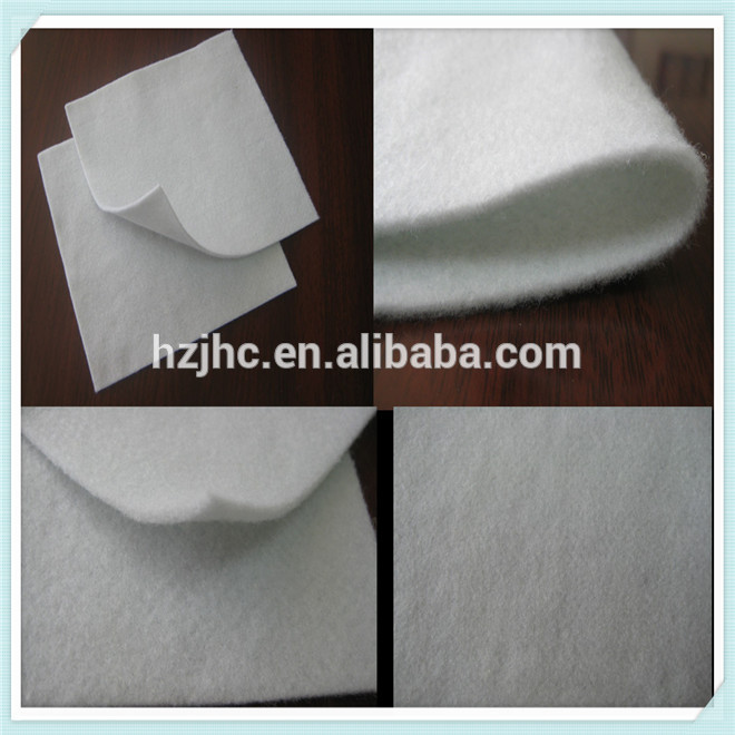 Nonwoven polyester felt dust filter cloth specification