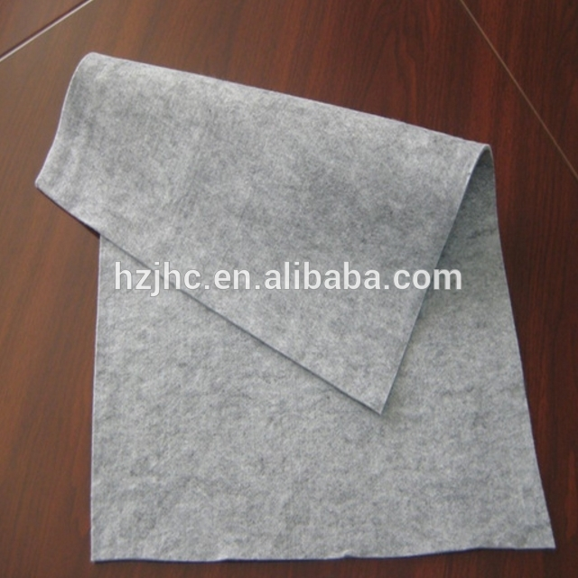 Custom Needle Hullet Non Woven Fabric For Carpet Fabric