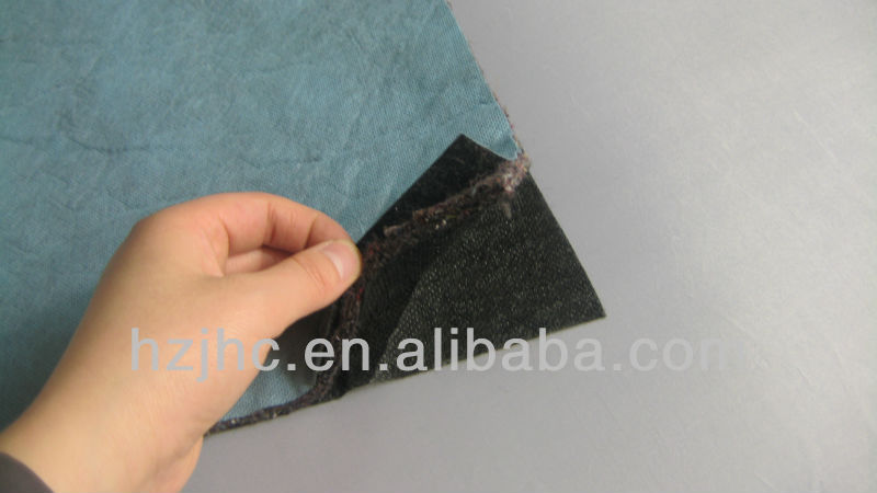 Polyurethane laminated fabric for car decoration
