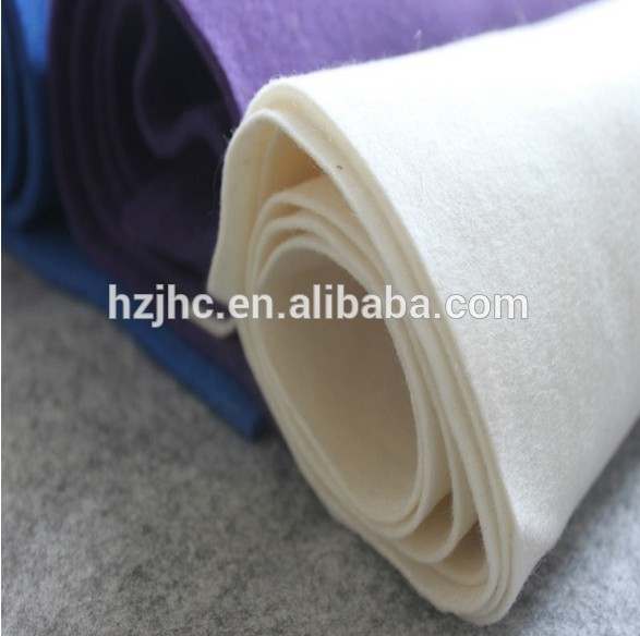 Needle punched polyester plain exhibition outdoor carpet