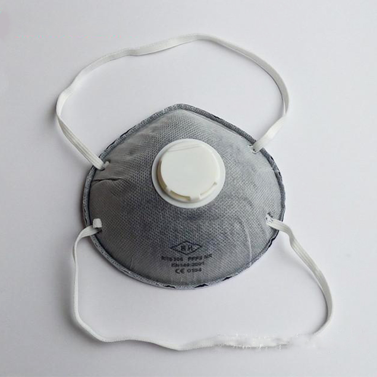 Reusable activated respirator workout disposable dust face mask