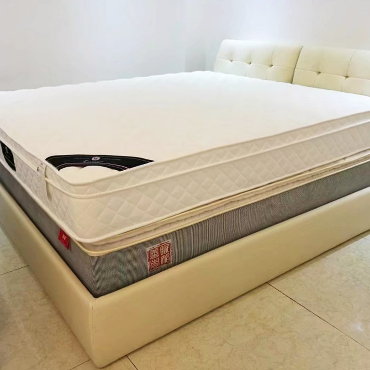 Eco-friendly anti-dust soft mattress protector mattress pad