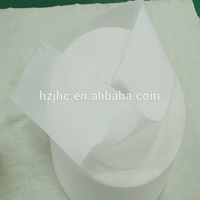 High Quality Nonwoven Fabric Thermal Bonding Fabric Sound Insulation