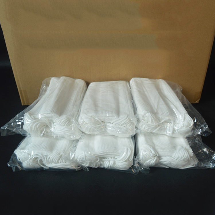 Wholesale 3 Ply Earloop Disposable Face Respirator