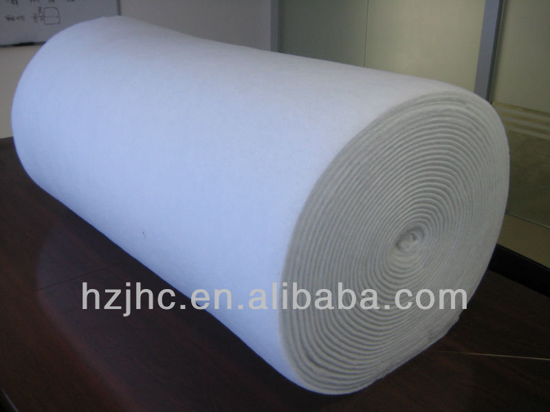 High Quality Reinforced Needle Polyester Felt For Non Woven Fabric