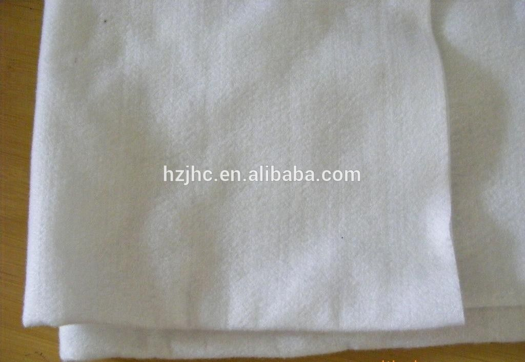 China cheap polypropylene needle felt hepa filter cloth fabrics online