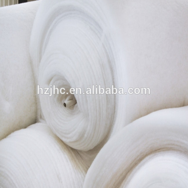 Custom Made Fabric Sound Insulation Thermal Bonding Nonwoven Fabric