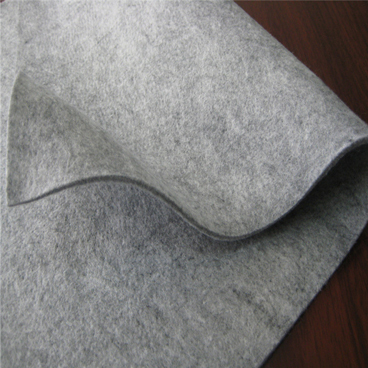 Auto sound insulation material polyester felt nonwoven fabric