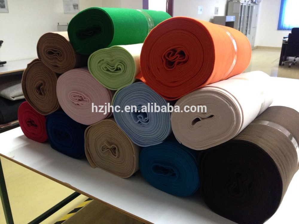 Nonwoven china polyester washable plain floor carpet Featured Image
